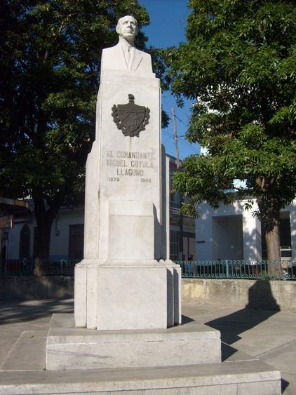 El monumento de Regla